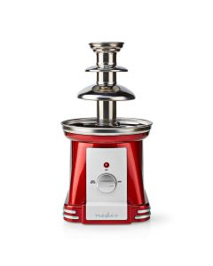 NEDIS FCCF100FRD Chocolate Fountain 90 W 500 ml 233-1673