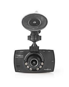 NEDIS DCAM10BK Dash Cam Full HD 1080p 2.7