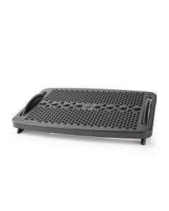 NEDIS ERGOFR100BK Feetrest ergonomic Plastic Black 233-1862