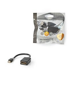 NEDIS CCBP37454AT02 Mini DisplayPort - DisplayPort Cable 1.4 Mini DisplayPort Ma 233-1885