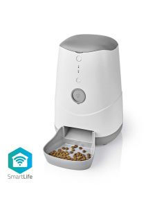 NEDIS WIFIPET10CWT Smart Pet Food Dispenser 233-1906