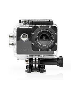 NEDIS ACAM07BK Action Cam 1080p@30fps 12MPixel Waterproof up to: 30.0m 90 min Mo 233-1979