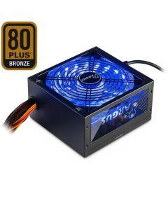 Psu ATX Inter-Tech  Argus RGB-600W 80+ Bronze 020120