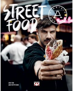 STREET FOOD - ΑΚΗΣ ΠΕΤΡΕΤΖΙΚΗΣ - 978-618-01-3303-5