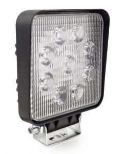 LED προβολέας οχημάτων AWL07 02421, 9x LED, 10.5 x 10.5cm, μαύρος 02421 id: 35163