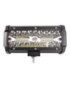 LED προβολέας οχημάτων AWL19, COMBO 9-36V, 74x63mm, μαύρος 02433 id: 36584