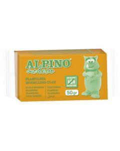 ALPINO πλαστελίνη 088DP00005801, χωρίς γλουτένη, 50γρ, πορτοκαλί 088DP00005801 id: 42030