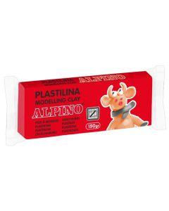 ALPINO πλαστελίνη 088DP00005901, χωρίς γλουτένη, 50γρ, κόκκινη 088DP00005901 id: 42031