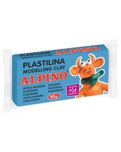 ALPINO πλαστελίνη 088DP00006101, χωρίς γλουτένη, 50γρ, μπλε 088DP00006101 id: 42033