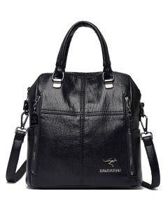 BALIDAISHU γυναικεία τσάντα ώμου 1316-BLACK, μαύρη 1316-BLACK id: 40195