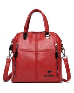 BALIDAISHU γυναικεία τσάντα ώμου 1317-RED, κόκκινη 1317-RED id: 40196