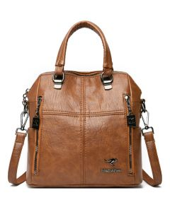 BALIDAISHU γυναικεία τσάντα ώμου 1318-BROWN, καφέ 1318-BROWN id: 40197