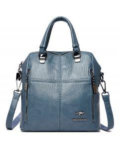 BALIDAISHU γυναικεία τσάντα ώμου 1319-BLUE, μπλε 1319-BLUE id: 40198