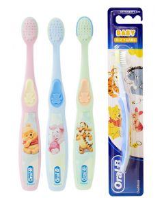 ORAL-B B παιδική οδοντόβουρτσα Baby, extra μαλακή, ποικιλία χρωμάτων 3014260100636 id: 30755
