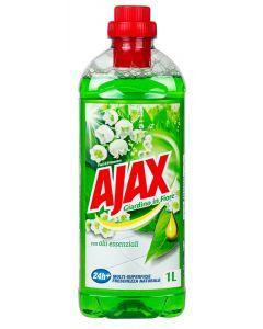 AJAX Υγρό καθαριστικό για όλες τις επιφάνειες, λουλούδια άνοιξης, 1L 3015810770187 id: 4394