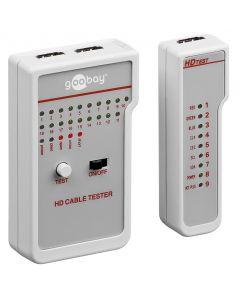 GOOBAY tester καλωδίων HDΜΙ 31961, με θήκη 31961 id: 39589