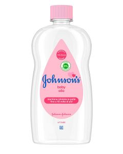 JOHNSON'S baby oil, υποαλλεργικό, 300ml 3574660057706 id: 4741