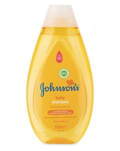 JOHNSON'S Baby σαμπουάν, υποαλλεργικό, 500ml 3574661584645 id: 33100