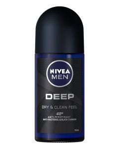 NIVEA MEN αποσμητικό Roll-on Deep, 50ml 4005900513069 id: 30724