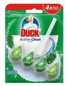 DUCK αρωματικό τουαλέτας Active clean, Pine, 38.6g 5000204020212 id: 39784