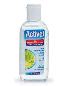ACTIVEL gel καθαρισμού χεριών, με γλυκερίνη & aloe vera, 80ml 5202663192404 id: 4467