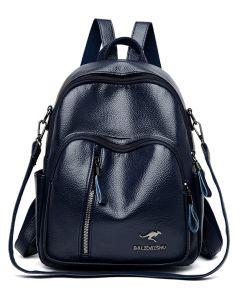 BALIDAISHU γυναικεία τσάντα πλάτης 1319-BLUE, μπλε 5538-DBLUE id: 40199