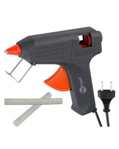 GOOBAY θερμικό πιστόλι σιλικόνης 59176, 40W, 12mm, μαύρο 59176 id: 35503