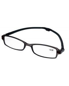 WELLYS μεγεθυντικά γυαλιά 6074256, +3.50, με μαγνήτη, γκρι 6074256 id: 30861