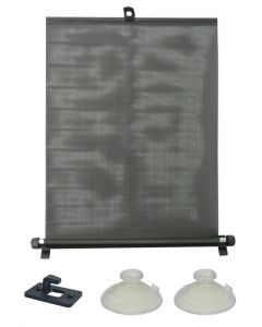 CARCOMMERCE κουρτίνα αυτοκινήτου CC61002, για πλαϊνό τζάμι, 1x 45cm 61002 id: 30370