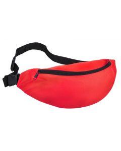 Τσάντα μέσης 62824, δυο θέσεων, 38x8x15cm, κόκκινη 62824 id: 41896