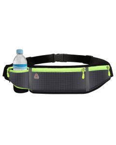 Τσάντα μέσης 68120, με ανακλαστικά, γκρι 68120 id: 41897
