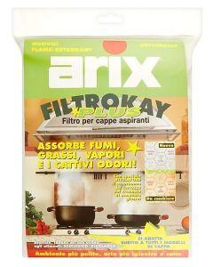 ARIX Φίλτρο απορροφητήρα Filtrokay, 50x57cm 8008990002020 id: 39797