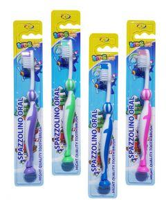 Παιδική οδοντόβουρτσα Kids, μαλακή, ποικιλία χρωμάτων 8023825106513 id: 30904