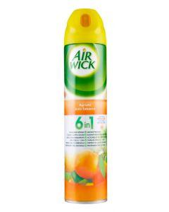 AIR WICK Αποσμητικό spray χώρου anti-tabacco 6 in 1, 240ml 8410104602307 id: 30745