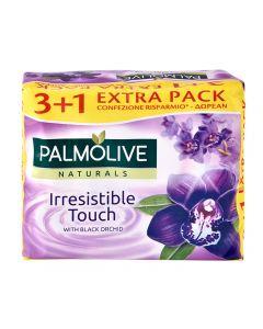 PALMOLIVE σαπούνι Irresistible touch, με άγρια ορχιδέα, 4x 90g 8693495034364 id: 4247