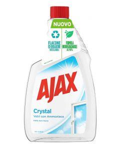 AJAX Καθαριστικό spray για τζάμια Crystal, ανταλλακτικό, 750ml 8714789744391 id: 4391
