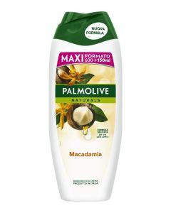 PALMOLIVE αφρόλουτρο Naturals με έλαιο macadamia, 750ml 8718951258433 id: 33099