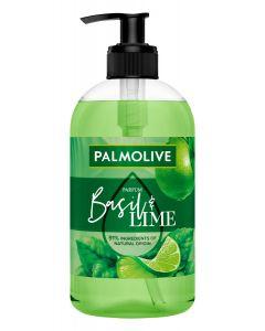 PALMOLIVE κρεμοσάπουνο Basil & lime, 500ml 8718951319547 id: 30618