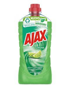 AJAX Υγρό καθαριστικό για όλες τις επιφάνειες, λεμόνι, 1L 8718951335592 id: 39795