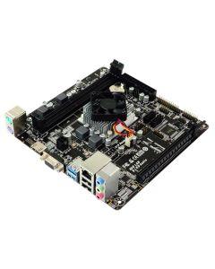 BIOSTAR Μητρική A68N-5600E και CPU A4-3350B, 2x DDR3, Mini ITX, Ver. 6.0 A68N-5600E id: 37372