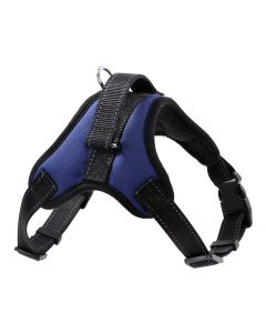 Σαμαράκι σκύλου ANM-0002 Νο M, μπλε ANM-0002 id: 36204