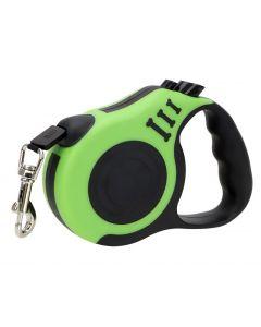 Λουράκι σκύλου με ιμάντα & stop ANM-0004, 5m, πράσινο ANM-0004 id: 36206