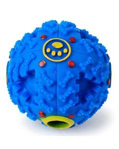 Παιχνίδι μπάλα για κατοικίδια ANM-0008, 10cm, μπλε ANM-0008 id: 40186