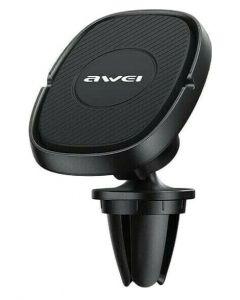 AWEI βάση smartphone για αυτοκίνητο X21, μαγνητική, μαύρη AW-X21 id: 41349