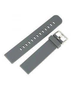 Λουράκι σιλικόνης BAND20MM-GR, 20mm, γκρι BAND20MM-GR id: 31184
