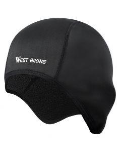 WEST BIKING ποδηλατικός σκούφος BIKE-0037, μαύρος BIKE-0037 id: 41699