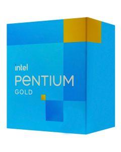 INTEL CPU Pentium Gold G6605, 2 Cores, 4.30GHz, 4MB Cache, LGA1200 BX80701G6605 id: 42972