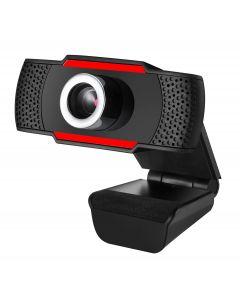 Web κάμερα CAM06, USB, Full HD, μικρόφωνο, Plug & Play, μαύρη CAM06 id: 35894