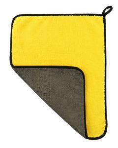 POWERTECH απορροφητική πετσέτα μικροϊνών CLN-0012, 30 x 60cm, κίτρινη CLN-0012 id: 30683