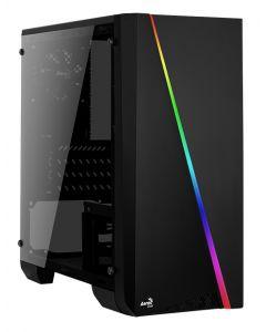 AEROCOOL PC case mini tower CYLON-MINI, 186x381.5x373mm, 1x fan CYLON-MINI id: 39729
